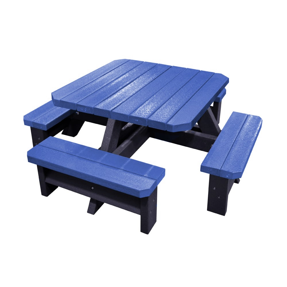 Epworth Infant Picnic Bench Blue