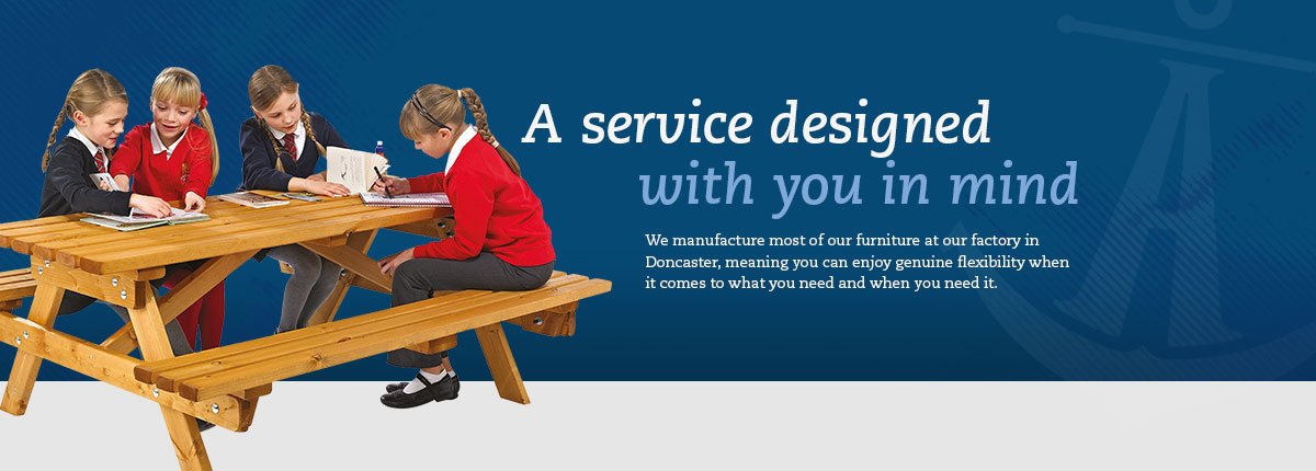 a service designed with you in mind usp banner