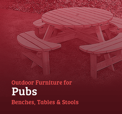 outdoor furniture for pubs