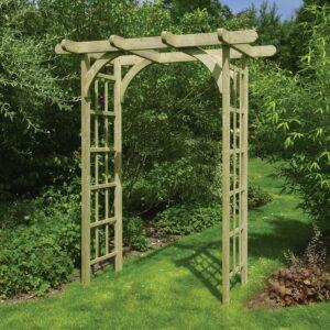 devon garden rose arch