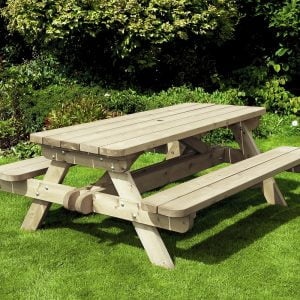 devon whopper picnic bench