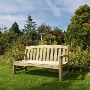 sidmouth 2 seater bench