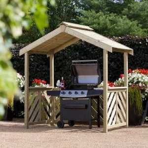 exmouth barbecue shelter