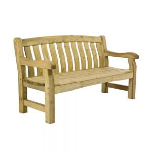 heavy duty 3 seater bench