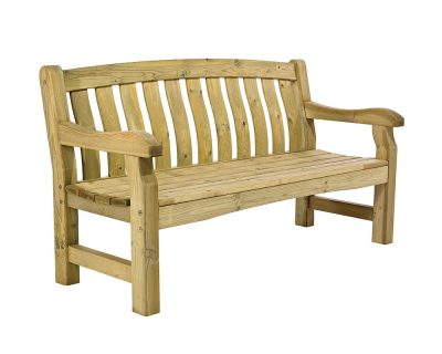 heavy duty 3 seater bench