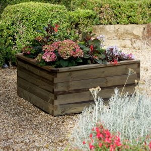 jedburg raised bed planter