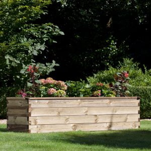 morpeth raised bed planter