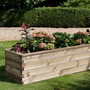 morpeth raised bed planter