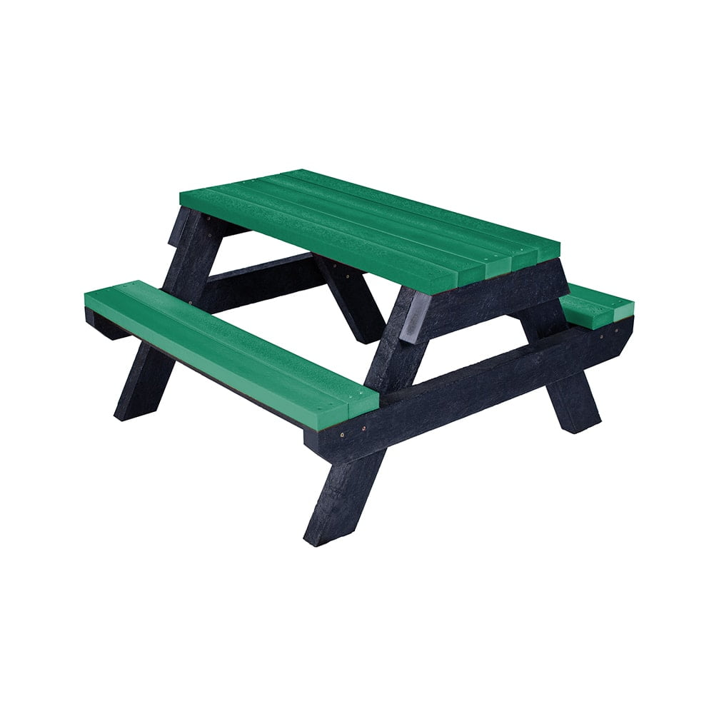 green cantley early years picnic bench