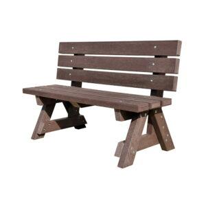 brown bentley bench