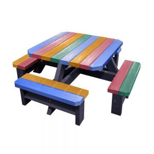 Epworth Infant Picnic Bench Multi