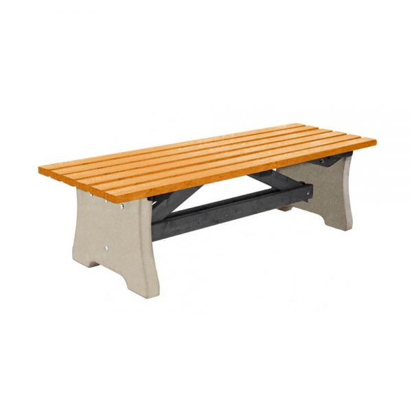 pennine-bench-yellow-top-plain-base
